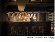 ABOVE BAR / OVOLO HOTEL / WONG CHUK HANG 2014